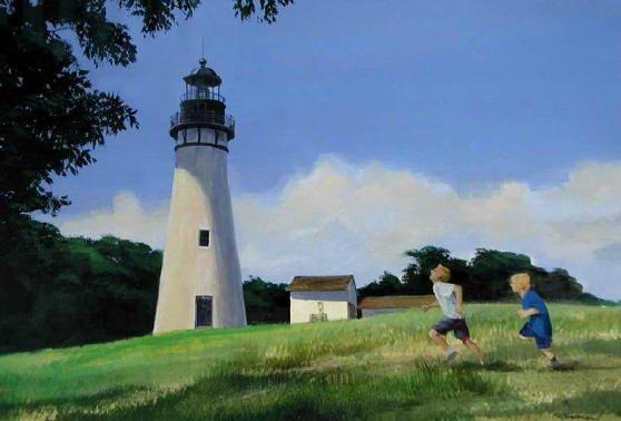 Amelia Lighthouse
