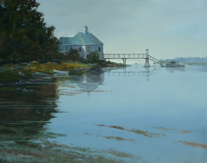 Cape Porpoise Boathouse