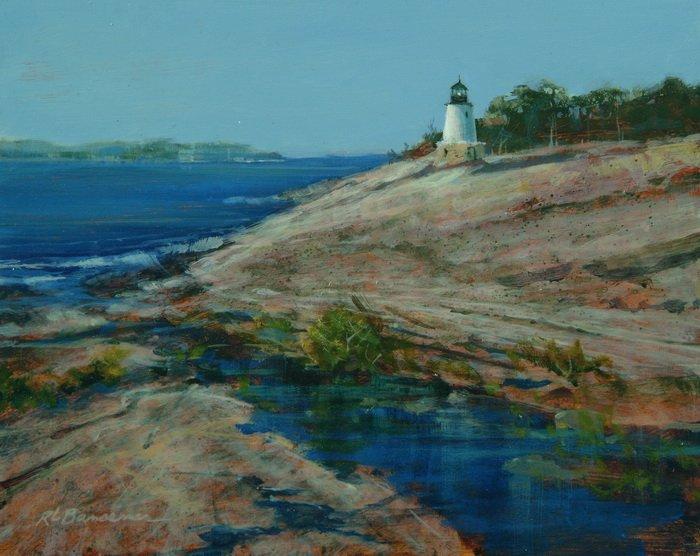 Castle Hill Lighthouse 8x10
