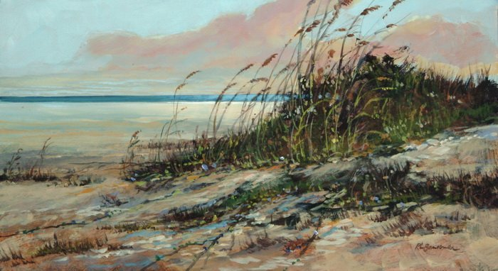 Dunes and Sea Oats