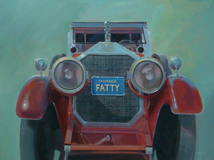 Fatty's Antique Auto