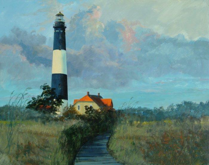 Fire Island Light - NY