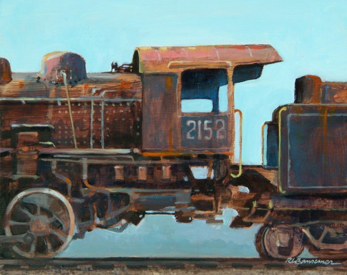 Locomotive 2152