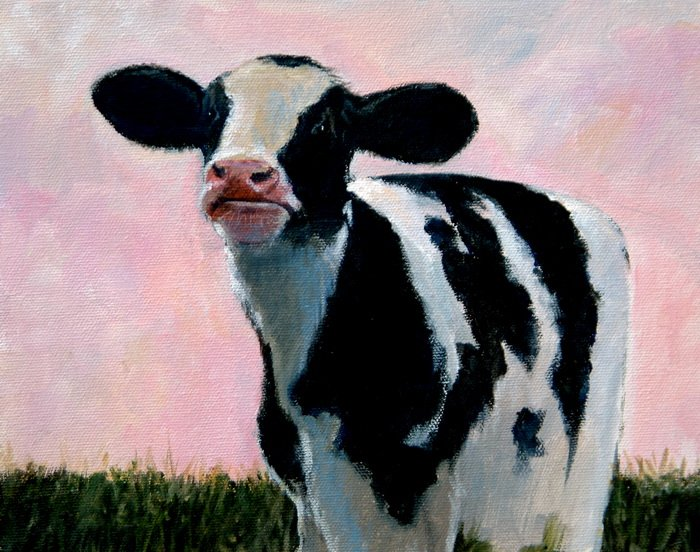 Looking at You -Cow