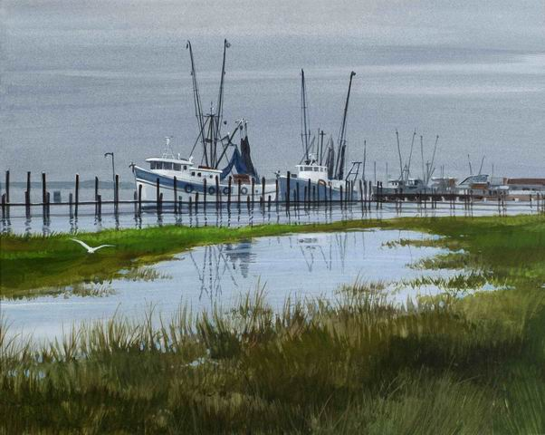 Mayport Shrimpers
