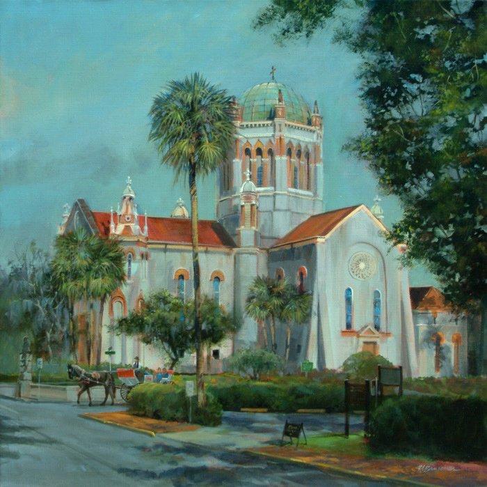 Memorial Presbyterian Church 30x30