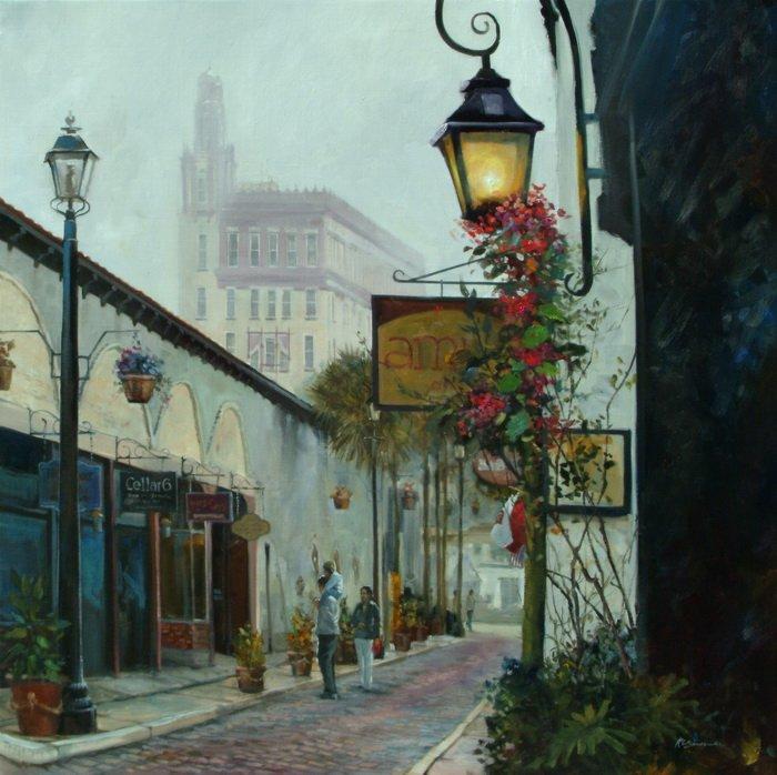 Morning Mist on Avalis Street_2