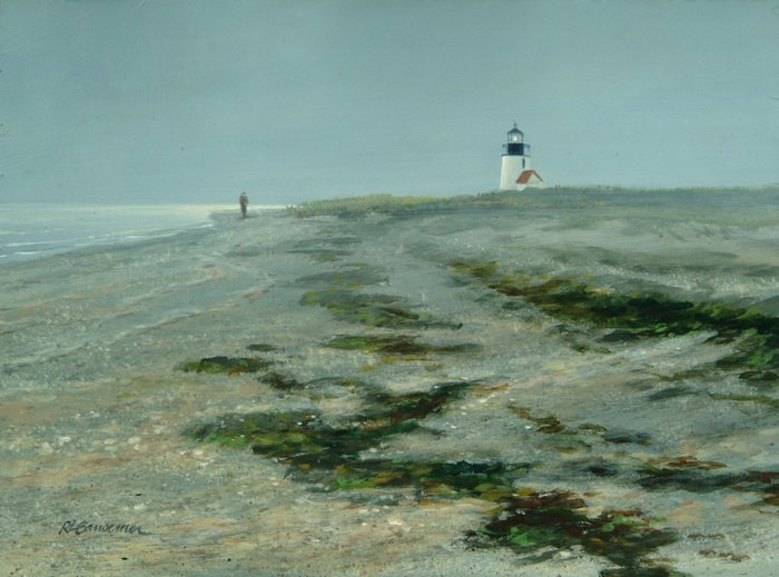 Nantucket Light 8x10