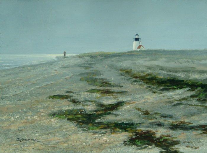 Nantucket Light 8x10