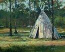 Ojibwe TeePee 2