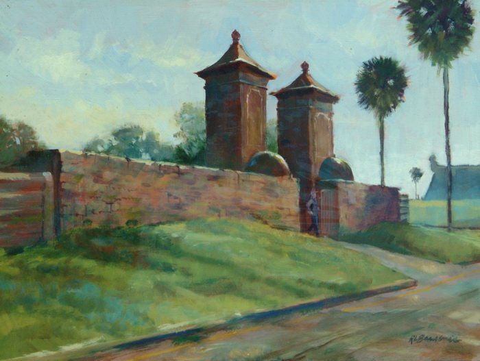 Old City Gates