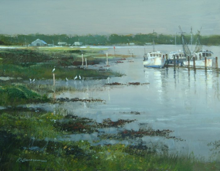 Oyster Beds 11x14