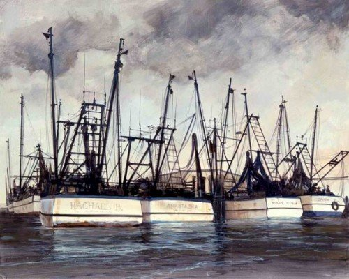 Rachael B - Shrimpboat