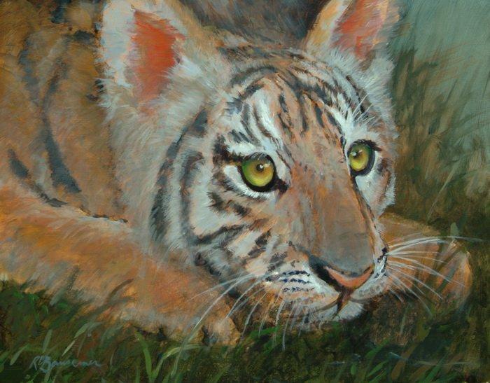 Ralph the Tiger