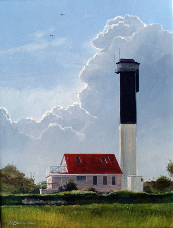 Sullivan Island lighthouse_1