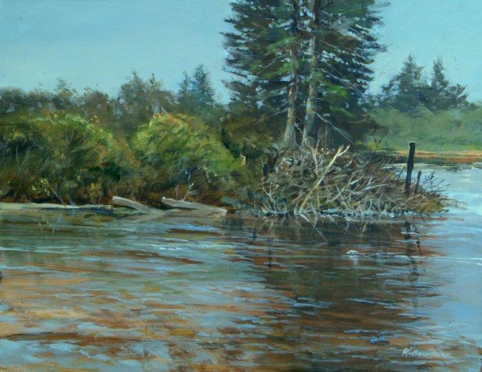 The Beaver Dam 11x14