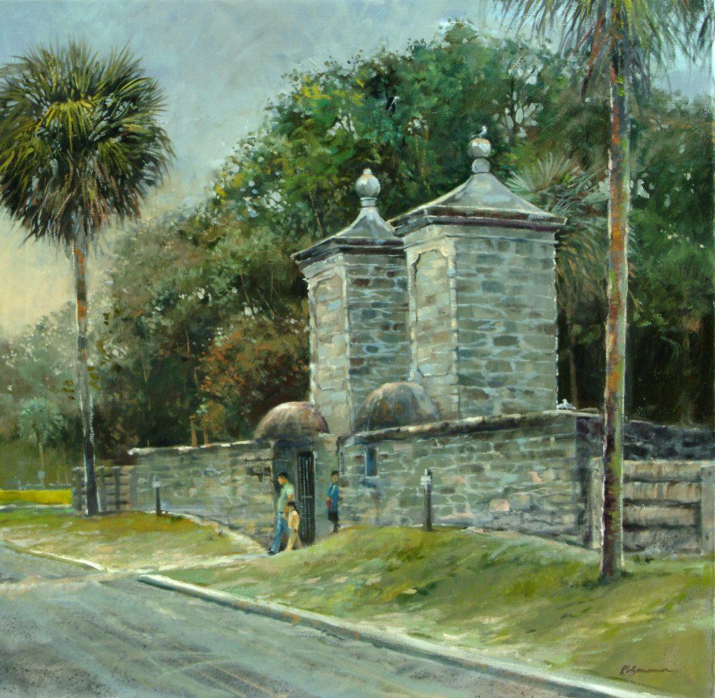 The City Gates 30x30