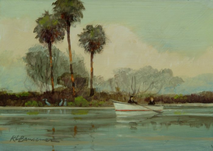 The Fishing Expodition 5x7