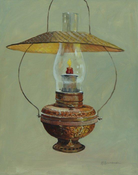The Saloon Lantern