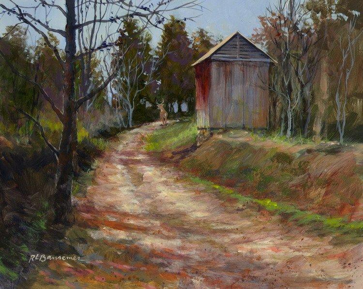 The Tin Barn