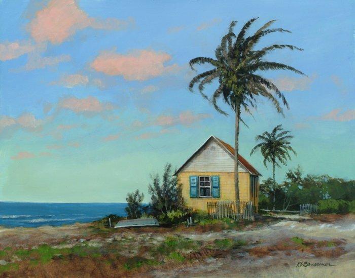 Bansemer Studio Amp Gallery Of Fine Art The Yellow House