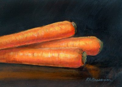 Three Carrots