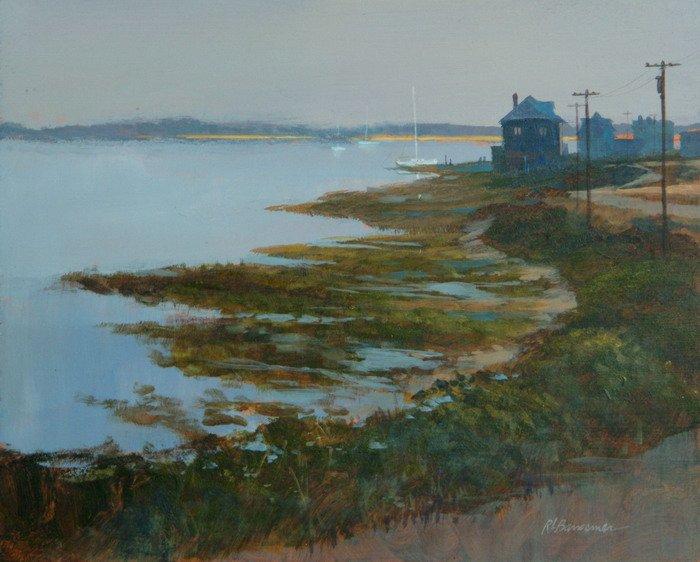 Wood Island Harbor-Maine