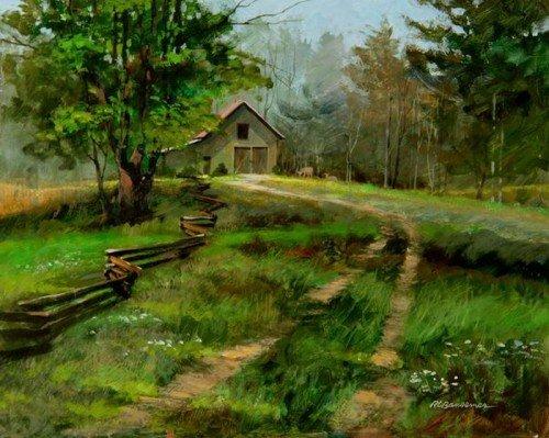 Woodfield Inn Barn