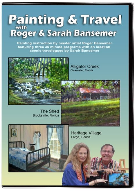Alligator Creek / The Shed / Heritage Village DVD