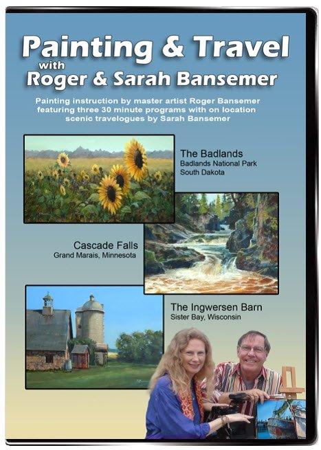Badlands / Cascade Falls / Ingwersen Barn DVD