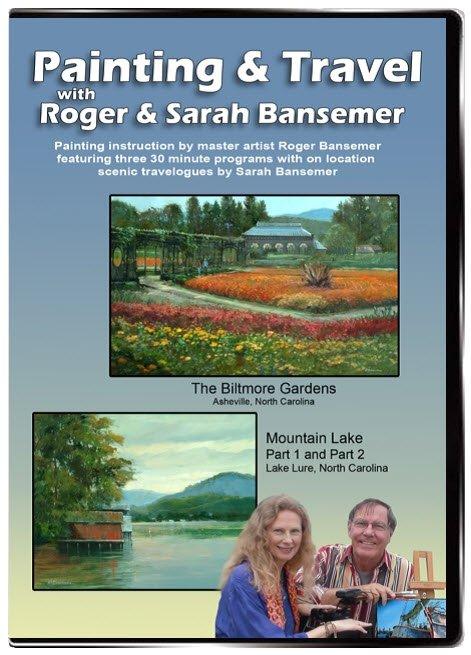 Biltmore Gardens / Mountain Lake - Part 1 & 2 DVD