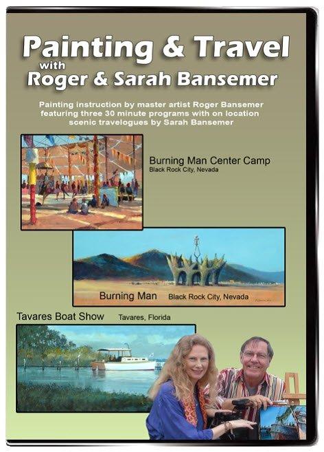 Burning Man-Center Camp / Burning Man / Tavares Boat Show DVD