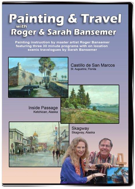 Castillo de San Marcos / Inside Passage / Skagway DVD