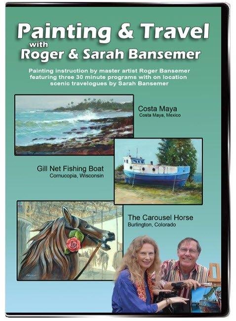 Costa Maya / Gill Net Fishing Boat / Carousel Horse DVD