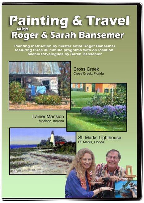 Cross Creek / Lanier Mansion / St. Marks Lighthouse DVD