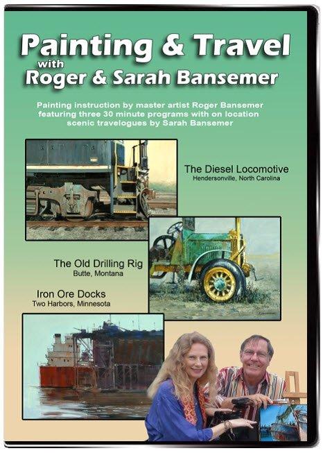 Diesel Locomotive / Old Drilling Rig / Iron Ore Docks DVD