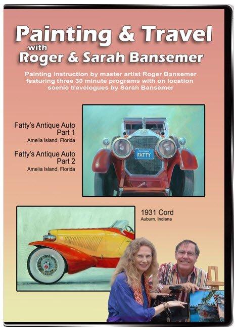1931 Cord / Fatty's Antique Auto - Part 1 & 2 DVD