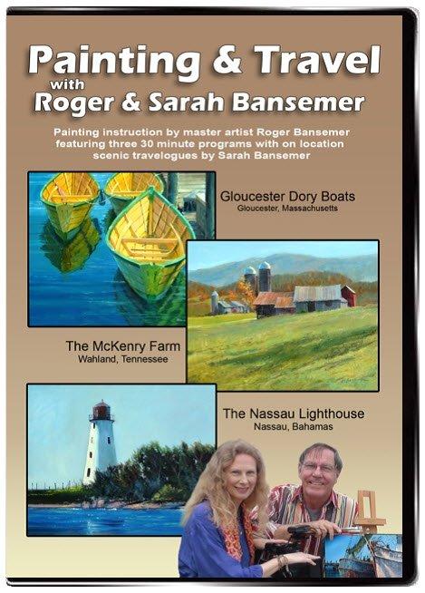 Gloucester Dory Boats / McKenry Farm / Nassau Lighthouse DVD