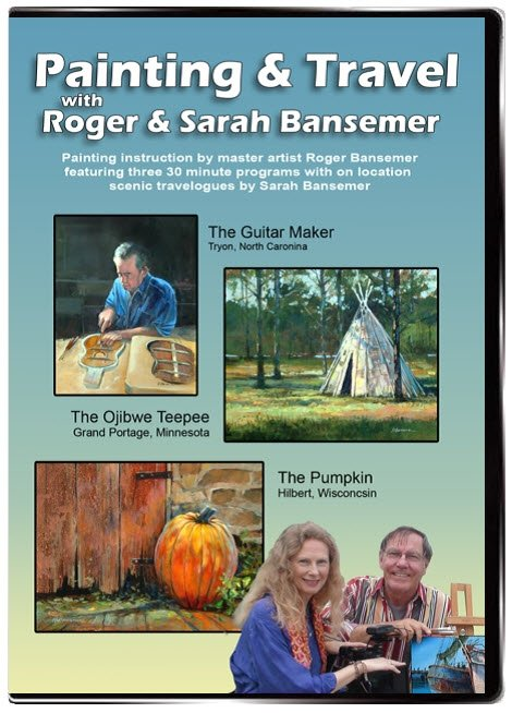 Guitar Maker / Ojibwe Teepee / Pumpkin DVD