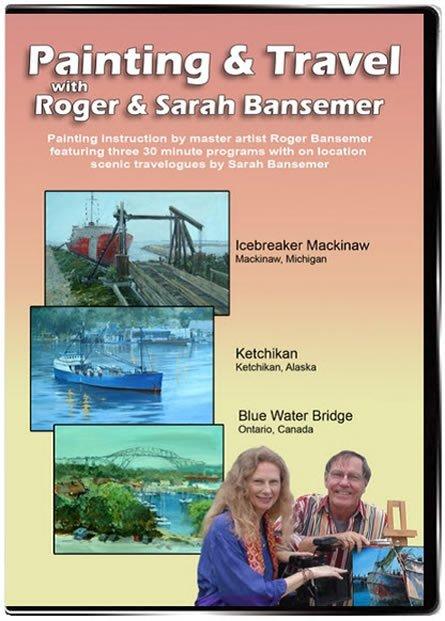 Icebreaker Mackinaw / Ketchikan / Blue Water Bridge DVD