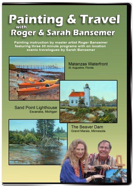 Matanzas Waterfront / Sand Point Lighthouse / Beaver Dam DVD