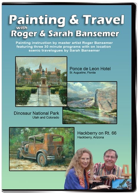 Ponce de Leon Hotel / Dinosaur National Park / Hackberry on Rt. 66 DVD
