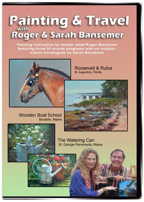 Roosevelt & Rufus / Wooden Boat School / Watering Can
