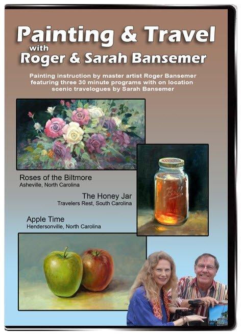 Roses of the Biltmore / Honey Jar / Apple Time DVD