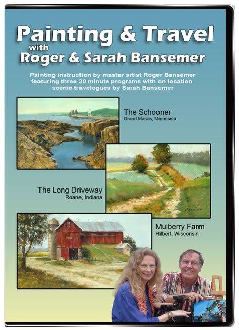 Schooner / Long Driveway / Mulberry Farm DVD