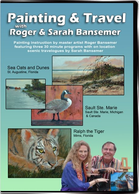 Sea Oats & Dunes / Sault Ste. Marie / Ralph the Tiger DVD