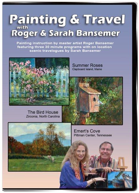 Summer Roses / Bird House / Emert's Cove DVD