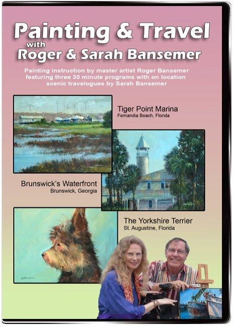 Tiger Point Marina / Brunswicks Waterfront / Yorkshire Terrier DVD