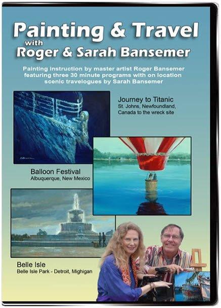 Journey to Titanic / Balloon Festival / Belle Isle DVD